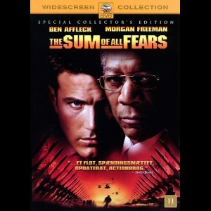u4893 The Sum Of All Fears (UDEN COVER)
