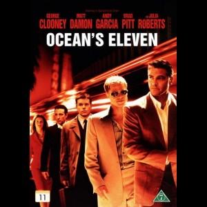 u15322 Oceans Eleven (Oceans 11) (UDEN COVER)