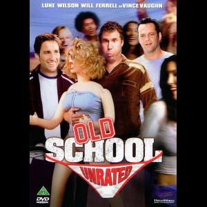 u15299 Old School (UDEN COVER)