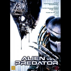 u12111 Alien vs. Predator (AVP) (UDEN COVER)