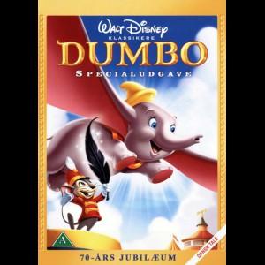 u15593 Dumbo - Disney Klassiker (UDEN COVER)