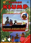 Rasmus Klump 1, rejser jorden rundt