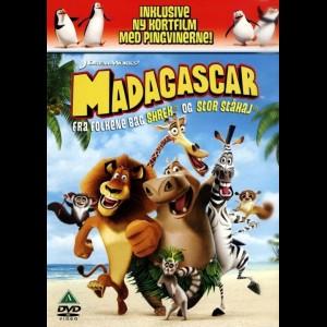 u12524 Madagascar (UDEN COVER)