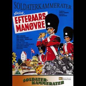 u13476 Soldaterkammerater På Efterårsmanøvre (UDEN COVER)