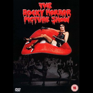 u16424 The Rocky Horror Picture Show (UDEN COVER)