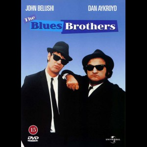 u12530 The Blues Brothers (UDEN COVER)