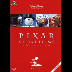 u14687 Pixar Short Films Collection: Volume 1 (UDEN COVER)