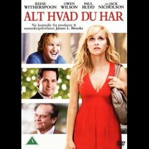 u15784 Alt Hvad Du Har (How Do You Know) (UDEN COVER)