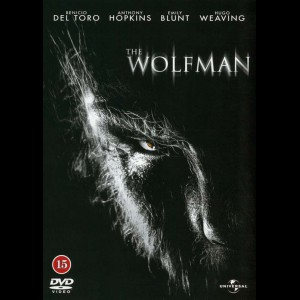 u16608 The Wolfman (2010) (UDEN COVER)