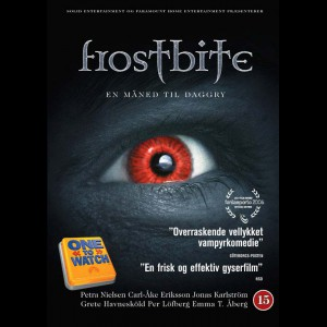 u11446 Frostbite: En Måned Til Daggry (UDEN COVER)