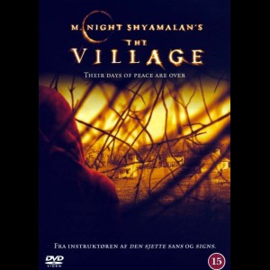 u13915 The Village (UDEN COVER)