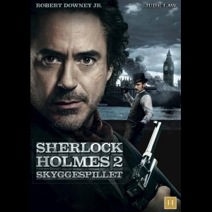 u16536 Sherlock Holmes 2: Skyggespillet (UDEN COVER)