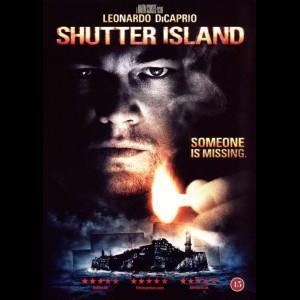 u13375 Shutter Island (UDEN COVER)