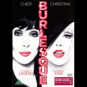 u13232 Burlesque (UDEN COVER)