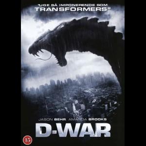 u14473 D-War (UDEN COVER)