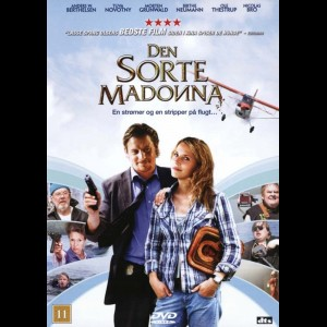 u14429 Den Sorte Madonna (UDEN COVER)