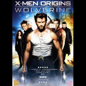 u6796 X-Men Origins: Wolverine (UDEN COVER)