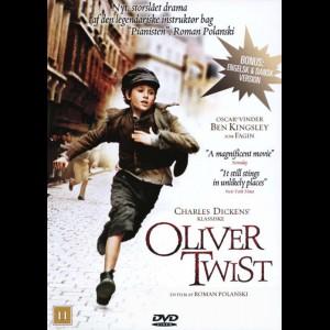 u15192 Oliver Twist (2005) (Roman Polanski) (UDEN COVER)