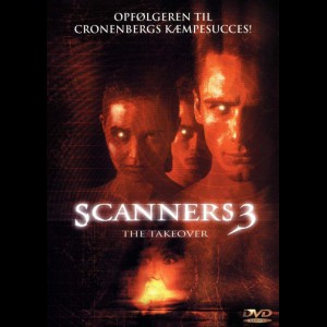 u15496 Scanners 3: The Takeover (UDEN COVER)