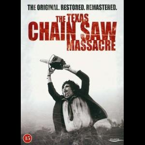 u12594 Motorsavsmassakren (1974) (The Texas Chainsaw Massacre) (UDEN COVER)
