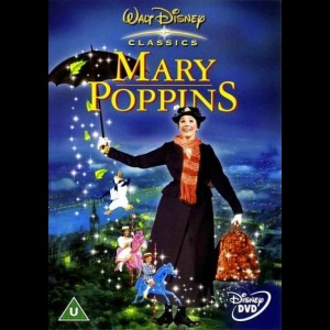 u15478 Mary Poppins (UDEN COVER)