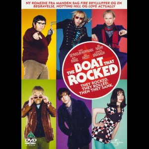 u14814 The Boat That Rocked (UDEN COVER)