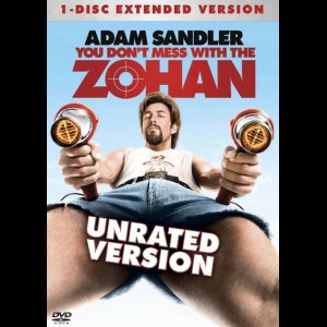 u5148 You Dont Mess With The Zohan (UDEN COVER)