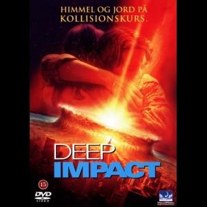 u14794 Deep Impact (UDEN COVER)