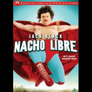 u5173 Nacho Libre (UDEN COVER)