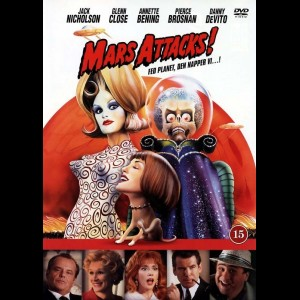 u10009 Mars Attacks (UDEN COVER)