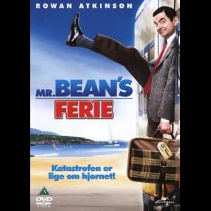 u12468 Mr. Beans Ferie (UDEN COVER)