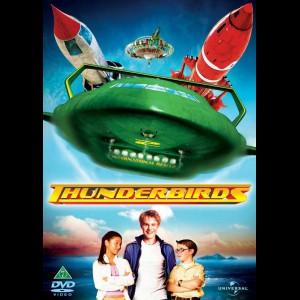 u16564 Thunderbirds (UDEN COVER)