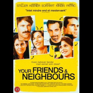 u5216 Your Friends And Neighbors (UDEN COVER)