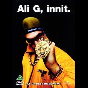 u5219 Ali G: Innit (UDEN COVER)