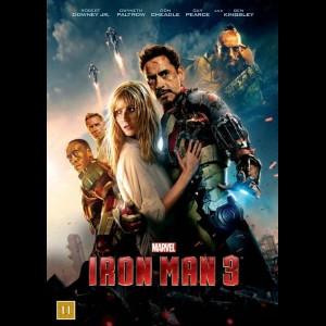u13599 Iron Man 3 (UDEN COVER)