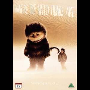 u17225 Where The Wild Things Are (UDEN COVER)