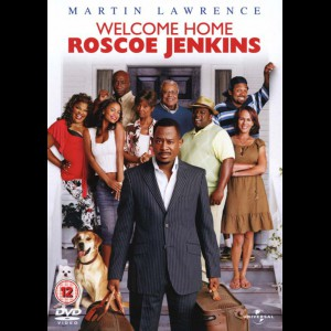 u13373 Welcome Home Roscoe Jenkins (UDEN COVER)