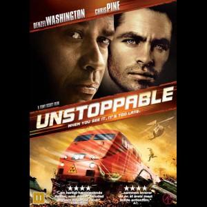 u12459 Unstoppable (UDEN COVER)
