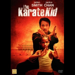 u15437 The Karate Kid (2010) (UDEN COVER)