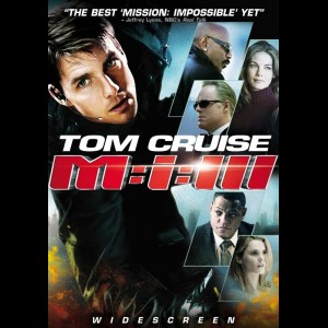 u5262 M:I:3 - Mission Impossible 3 (UDEN COVER)