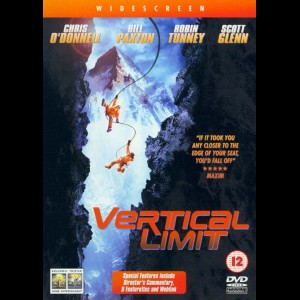 u5270 Vertical Limit (UDEN COVER)