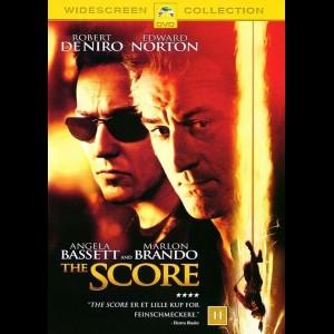 u16468 The Score (UDEN COVER)