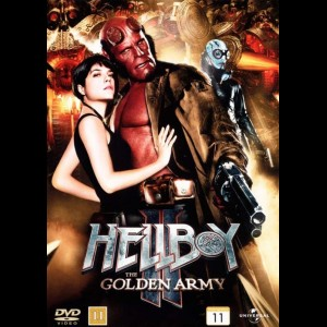 u13525 Hellboy 2: The Golden Army (UDEN COVER)