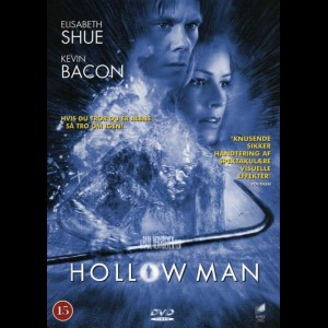 u14059 Hollow Man (UDEN COVER)
