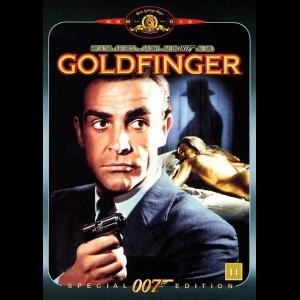 u11344 Goldfinger (UDEN COVER)