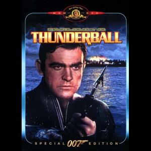 u11365 Thunderball (UDEN COVER)
