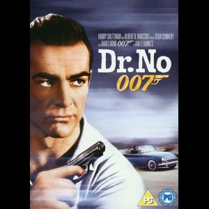 u11345 Dr. No (UDEN COVER)