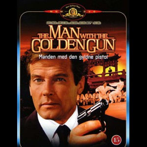 u11116 The Man With The Golden Gun (UDEN COVER)