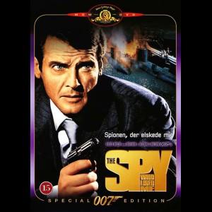 u11358 The Spy Who Loved Me (UDEN COVER)