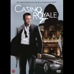 u10814 Casino Royale (2006) (UDEN COVER)